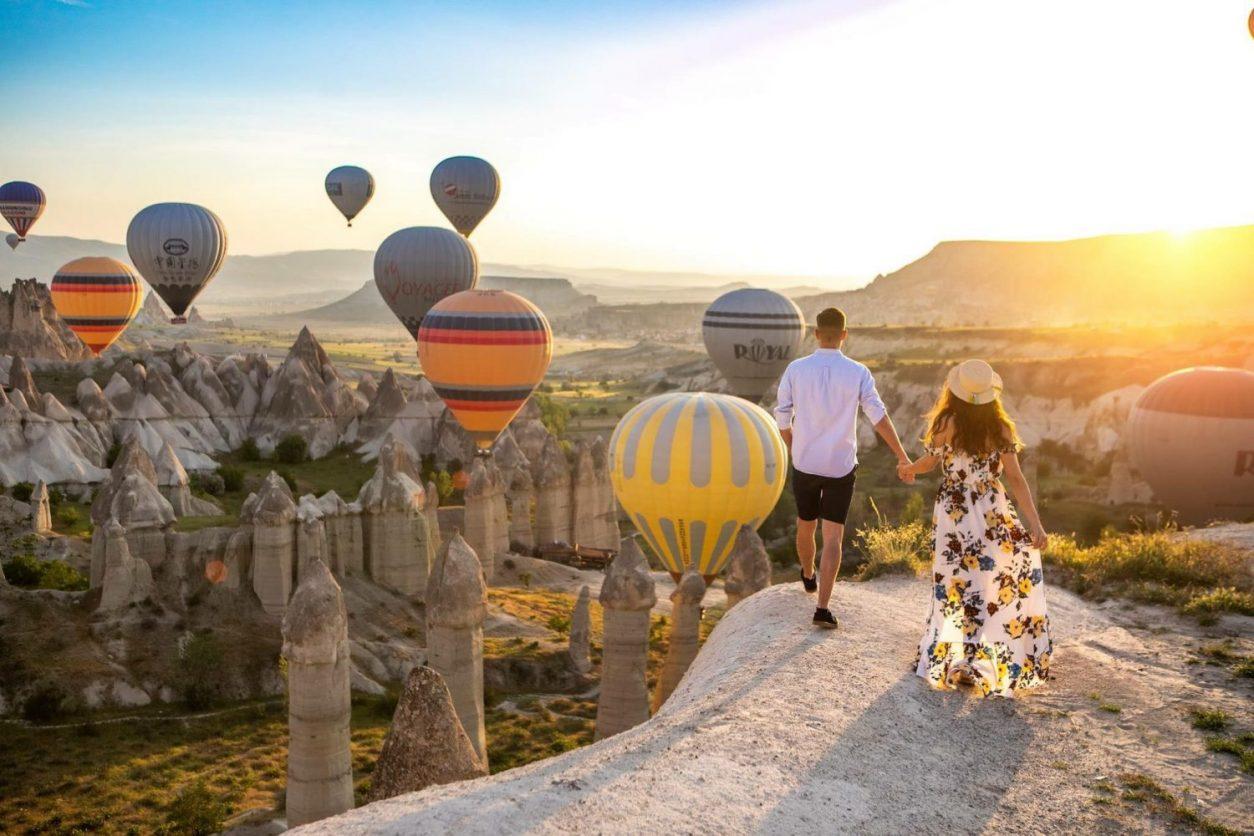 Тур в Каппадокию