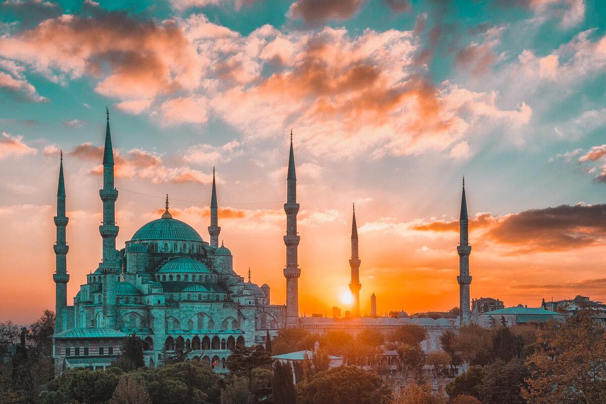 Султан Ахмед мечеть